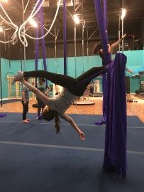 Working on my splits
